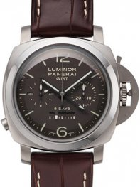 Panerai Luminor 1950 Titanium 8 Days Chrono Monopulsante