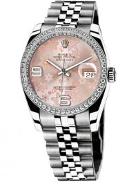 Rolex Datejust watch 116243