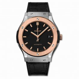 Hublot Titanium King Gold Classic Fusion Rose Gold 511.NO.1181.LR Watches Replica