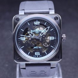Bell & Ross Watches Bell&Ross Instrument Skeleton BR01-9