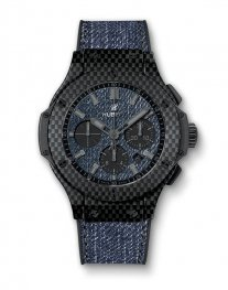 Hublot Big Bang Jeans Carbon 301.QX.2740.NR.JEANS16 Watch Replica