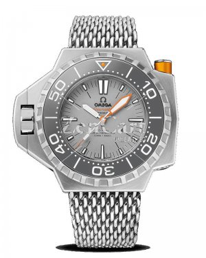 Omega Seamaster Ploprof 1200 M Co-Axial Master Chronometer 55 x 48mm 227.90.55.21.99.001 Replica Watch