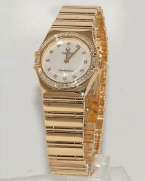 Omega My Choice - Ladies Small 1154.75.00 Watch