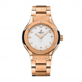 Hublot Classic Fusion King Gold 581.OX.2610.OX Watch Replica