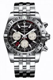 Breitling Chronomat 44 GMT Stainless Steel AB0420B9/BB56/375A Replica Watch