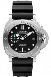 Panerai Luminor Submersible 1950 3 Days Automatic Acciaio 42mm PAM00682 Watch Replica