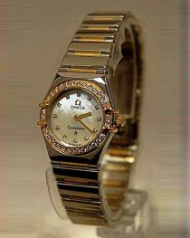 Omega My Choice - Ladies Mini 1365.75.00 Watch