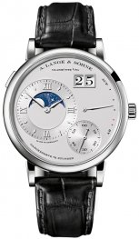 A. Lange & Sohne Grand Lange 1 Moon Phase Platinum