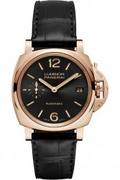 Panerai Luminor Due 3 Days Automatic Oro Rosso 38mm PAM00908 Watch Replica