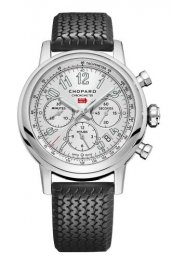 Chopard Mille Miglia Classic Chronograph Stainless Steel 168589-3001 Replica Watch