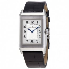 Jaeger LeCoultre Reverso Classic Duetto Manual Wind Ladies Watch Replica