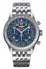Breitling Navitimer Cosmonaute Stainless Steel AB0210B4/C917/447A Replica Watch