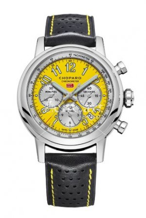Chopard Mille Miglia Racing Colors Stainless Steel Limited Edition 168589-3011 Replica Watch