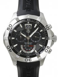 Tag Heuer Aquaracer Chronograph Grand-Date CAF101A.FT801