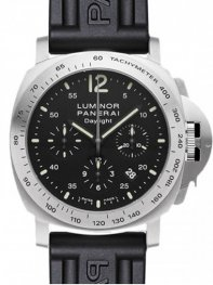 Panerai Luminor Chrono Daylight 44mm Mens watch PAM00250