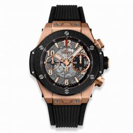 Hublot Big Bang Unico King Gold Ceramic 441.OM.1180.RX 42mm Replica