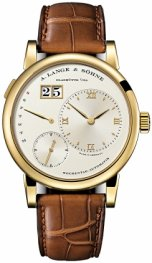 A. Lange & Sohne Lange 1 Daymatic Yellow Gold