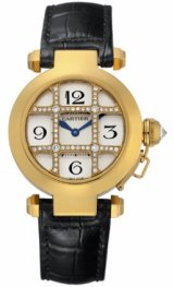 Cartier Pasha Ladies Watch WJ11951G