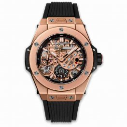 Hublot Big Bang Meca-10 King Gold 45mm 414.OI.1123.RX Replica Watch