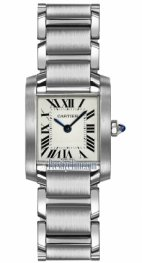 Cartier Tank Francaise Ladies Watch W51011Q3