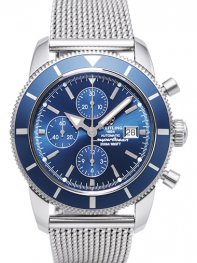 Breitling Superocean Heritage Chronograph Watch A1332016