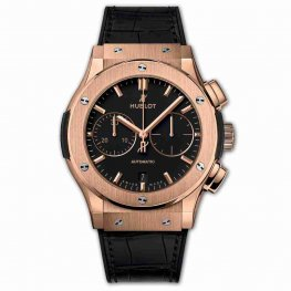Hublot Chronograph King Gold Classic Fusion 521.OX.1181.LR Watches Replica