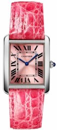 Cartier Tank Solo Quartz Ladies Watch W5200000