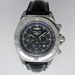 Breitling Watches Chronomat B01 Certifie 1884 Leather St