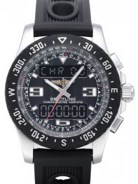 Breitling Airwolf Raven Watch a7836423/b911-1or