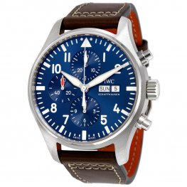 Replica IWC Pilot's watch Chronograph Edition Le Petit Prince IW377714