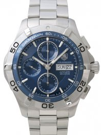 TAG Heuer Aquaracer CHRONOGRAPH DAY-DATE CAF2012.BA0815