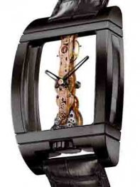 Corum Golden Bridge Black Titanium 113.701.04