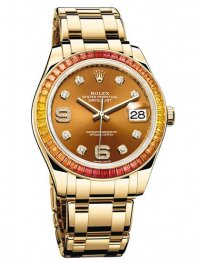 Rolex Oyster Perpetual Datejust Pearlmaster 39 86348SAJO