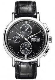 IWC Watch Portofino Chronograph IW3783-03