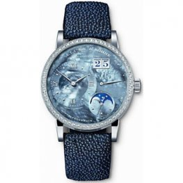 A. Lange & Sohne The Little Lange 1 Moonphase Ladies Watch 819.049
