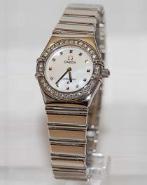 Omega My Choice - Ladies Mini 1465.71.00 Watch