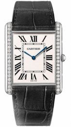 Cartier Tank Louis Cartier Mens Watch WT200006