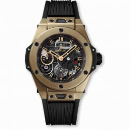 Hublot Big Bang MECA-10 Full Magic Gold 45mm 414.MX.1138.RX Replica Watch