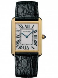 Cartier Watch Tank Solo w1018855