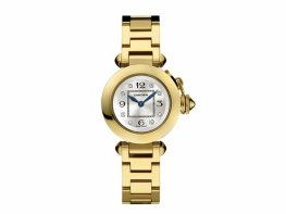 Cartier Pasha Ladies Watch WJ124015