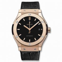 Hublot King Gold Classic Fusion Chronograph 511.OX.1181.LR Watches Replica