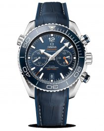 Omega Seamaster Planet Ocean 600 M Co-Axial Master CHRONOMETER Chronograph 45.5mm 215.33.46.51.03.001 Replica Watch