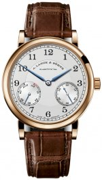 A. Lange & Sohne 1815 Up Down 39mm Mens Watch