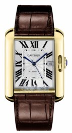Cartier Tank Anglaise Large Mens Watch W5310032
