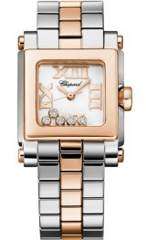 Chopard Happy Sport Square Quartz Small Ladies Watch