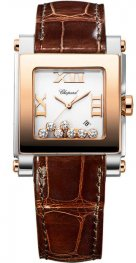Chopard Happy Sport Square Quartz Medium Ladies Watch