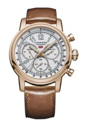 Chopard Mille Miglia Classic XL 90th Anniversary 18-Carat Rose Gold 161299-5001 Limited Edition Replica Watch