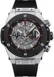 Hublot Big Bang Unico Titanium Ceramic Skeletal Dial Men