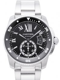 Calibre de Cartier Diver 42mm Steel W7100057