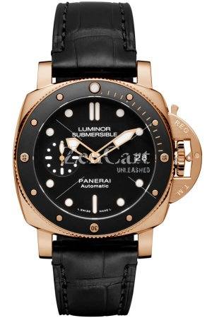 Panerai Luminor Submersible 1950 3 Days Automatic Oro Rosso 42mm PAM00684 Watch Replica
